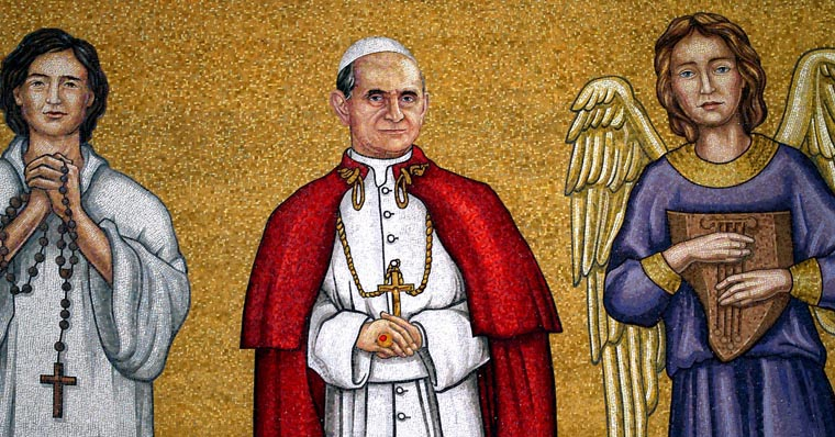 Pope says Paul VI will be declared a saint this year