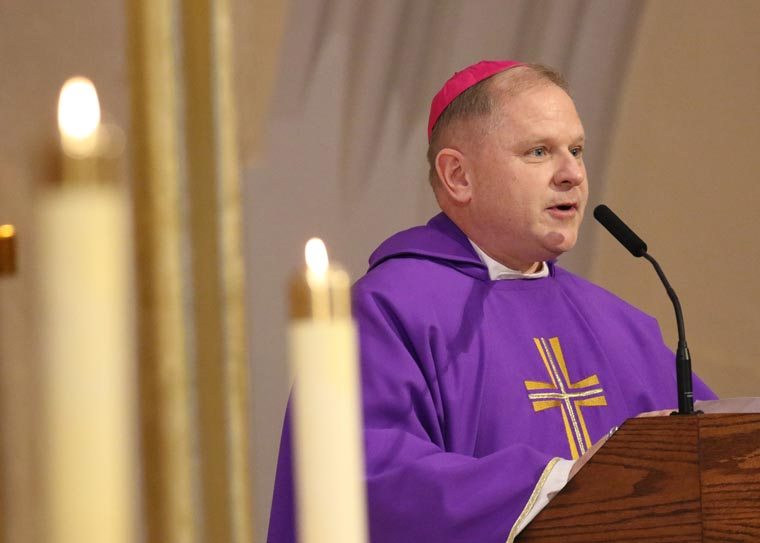 U.S. military auxiliary bishop named Rockville Centre auxiliary