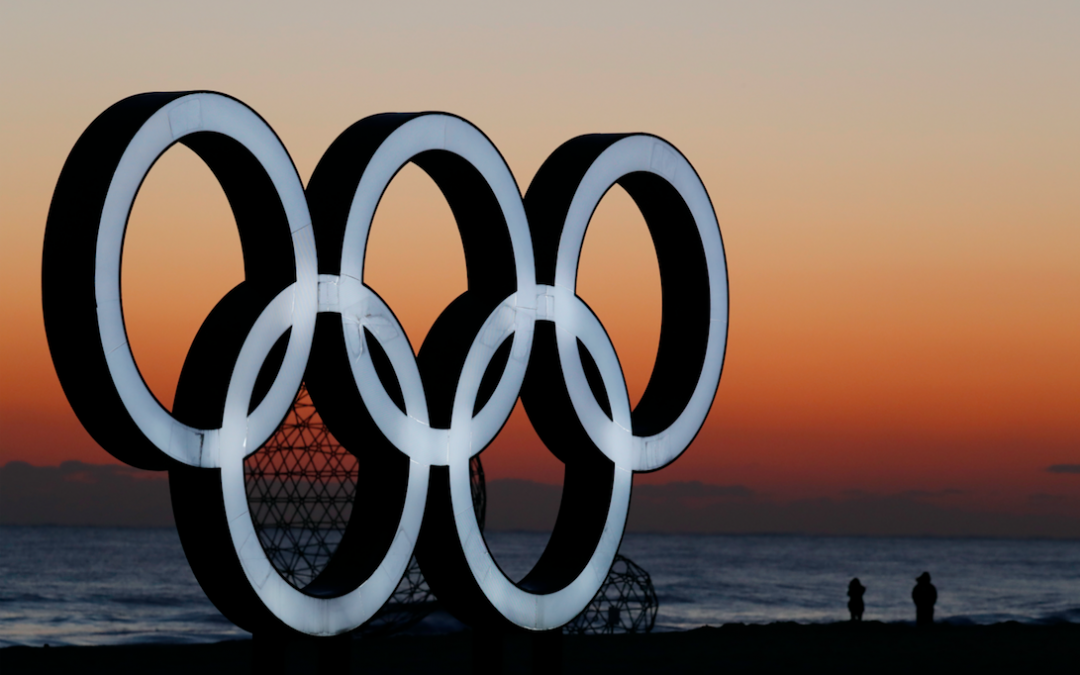Going for God: Vatican invited to attend Olympic opening ceremony