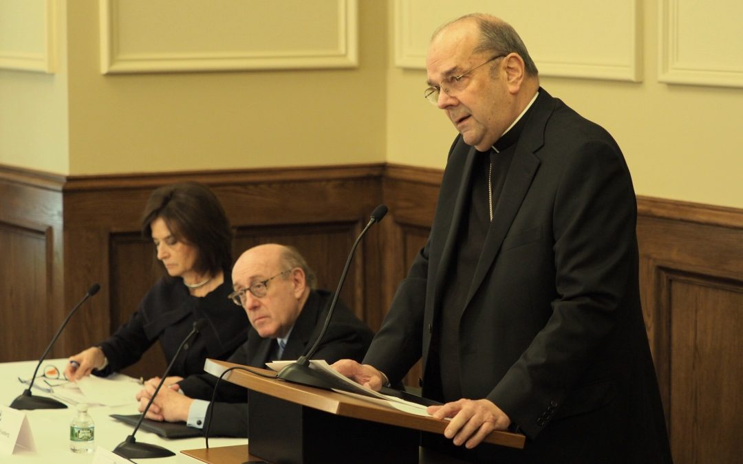 Diocese begins Independent Reconciliation and Compensation Program for those abused by clergy