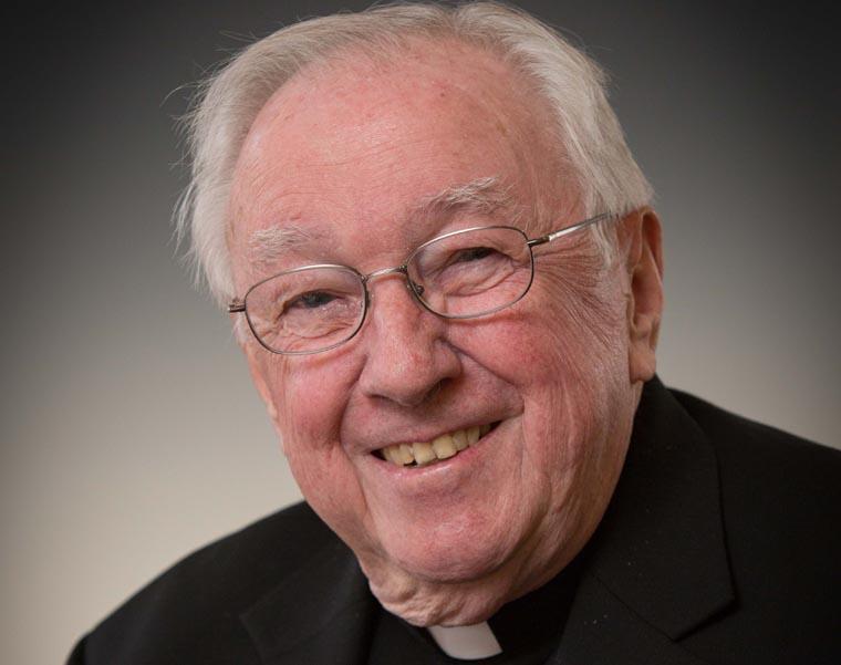 In memoriam: Father John L. Roark