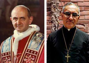 20180307T0846 15171 CNS POPE SAINTS CAUSES 300x215 - COMBINATION PHOTO BLESSEDS PAUL VI ROMERO