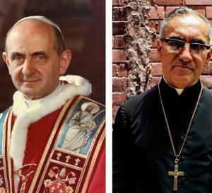 20180307T0846 15171 CNS POPE SAINTS CAUSES 600x545 300x273 - COMBINATION PHOTO BLESSEDS PAUL VI ROMERO