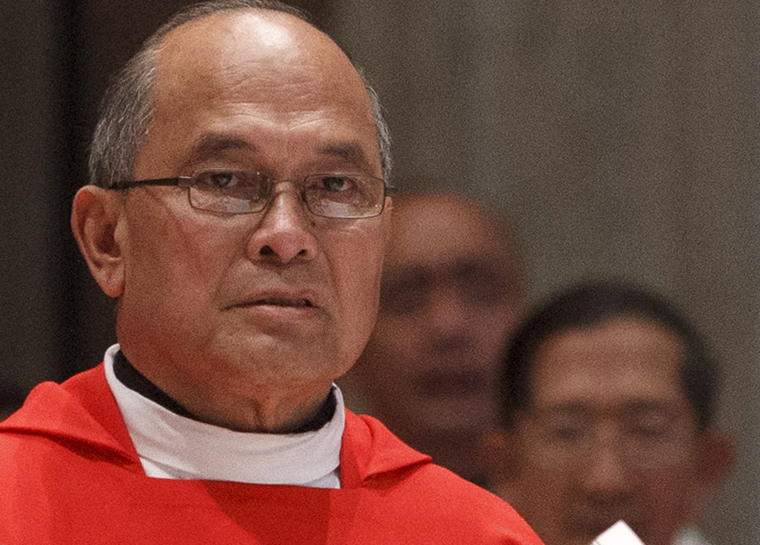 Vatican tribunal finds Archbishop Apuron of Guam guilty of abuse