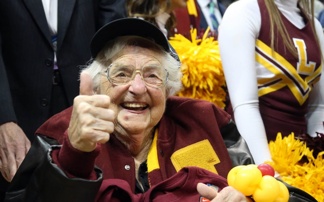 Guest voice: Why Sister Jean and Father Rob matter