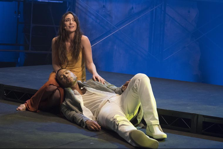 What's the buzz? A live version of 'Jesus Christ Superstar' on Easter
