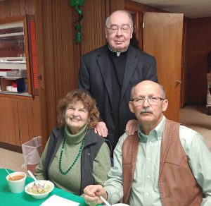 Irish Blessing 300x292 - St. Patrick's in Taberg holds annual St. Patrick's Day Clambake