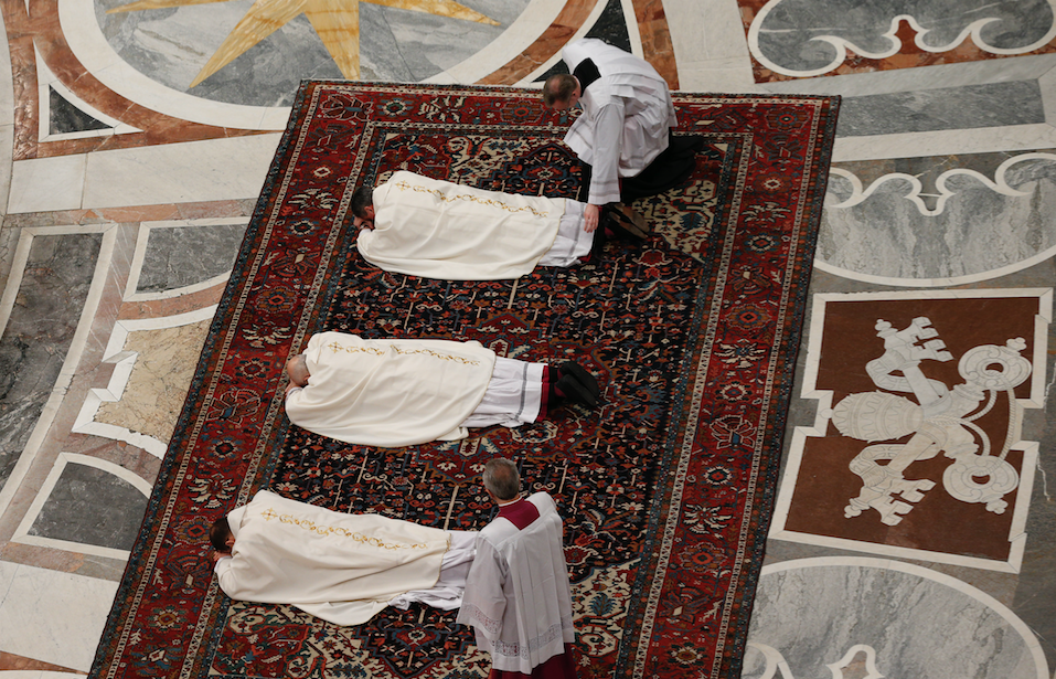 Pope ordains three new nuncios, including Canadian