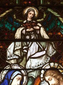 kirkman angel 224x300 - A reflection on St. Joseph