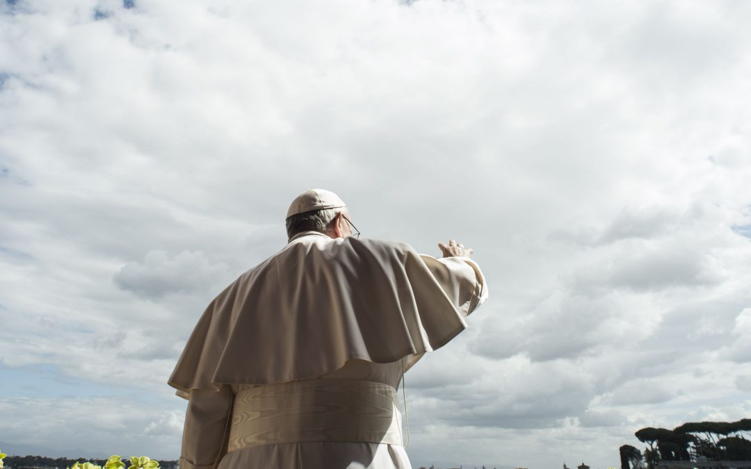 Pope's Easter appeals for peace include special prayers for Syria, Gaza