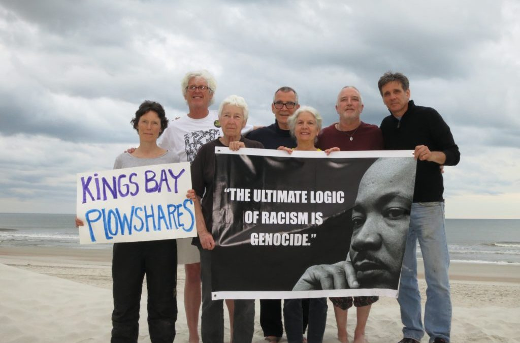 Catholic peace activists Kings Bay Plowshares 7 convicted