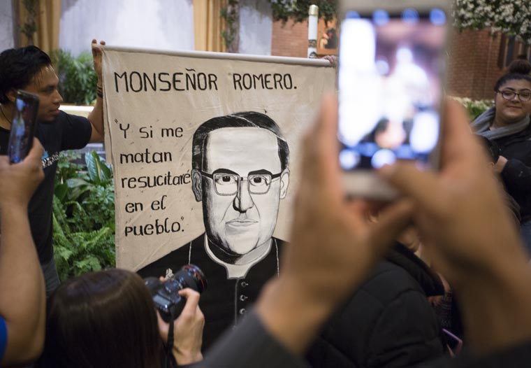 Blessed Romero's canonization probably in Rome in October