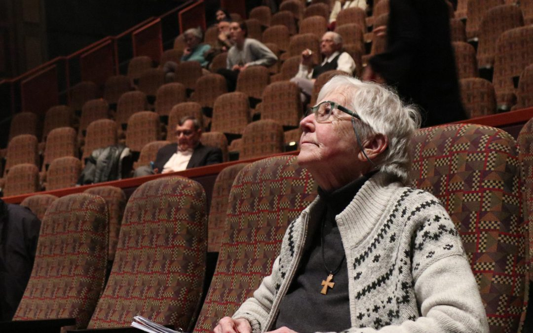 Nun-activist who protests 'immoral' U.S. nuclear weapons focus of film