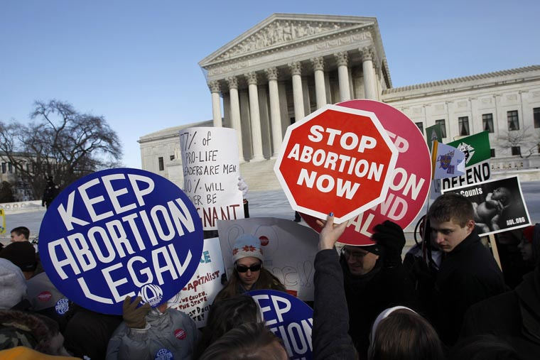 New poll shows Americans still consider abortion a complicated issue