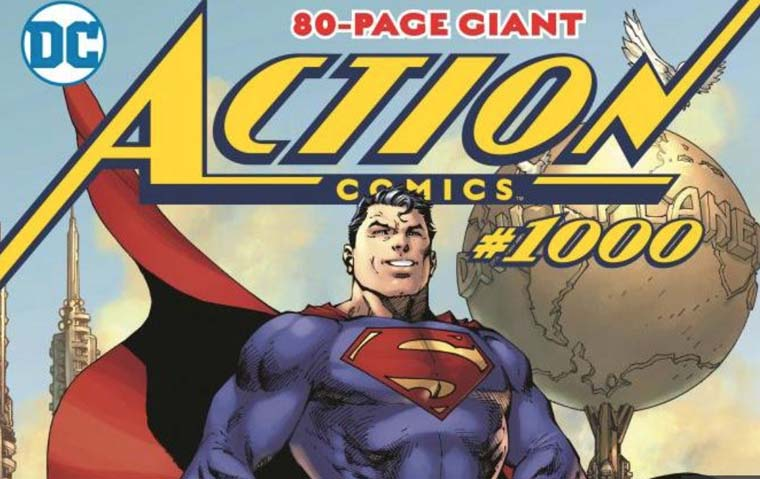 Great Caesar's ghost! Superman turns 80
