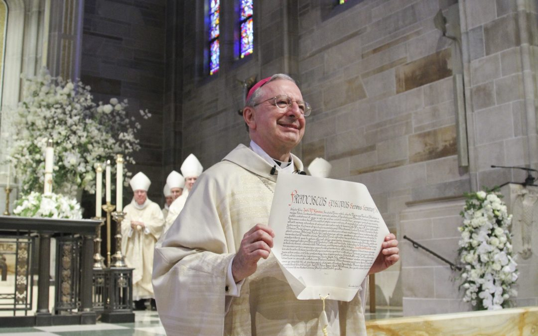 Marist priest, longtime educator, ordained as Atlanta's auxiliary bishop