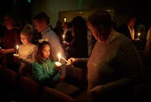 A3314569 300x202 - Light and liturgy at Easter Vigil