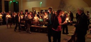 A3314603 300x139 - Light and liturgy at Easter Vigil