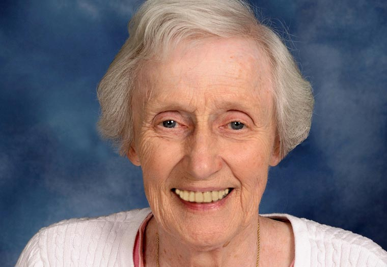 Obituary  Sister Judith Ann Howley, CSJ