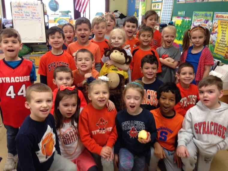 Brave kindergartner seeks to overcome cancer