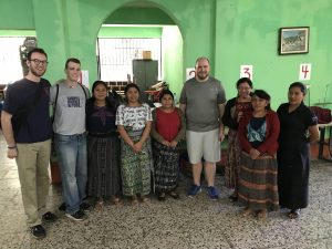 USE THIS ONE unnamed 1 300x225 - Through mission service in Guatemala, diocesan seminarians are 'shaped into better laborers for God's vineyard'