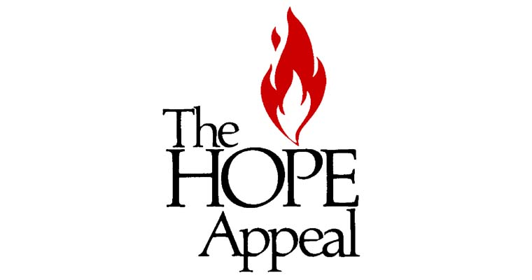 Marking 40 years, annual HOPE Appeal will focus on family