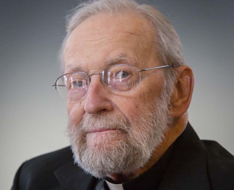 In memoriam: Father Paul J. Keebler