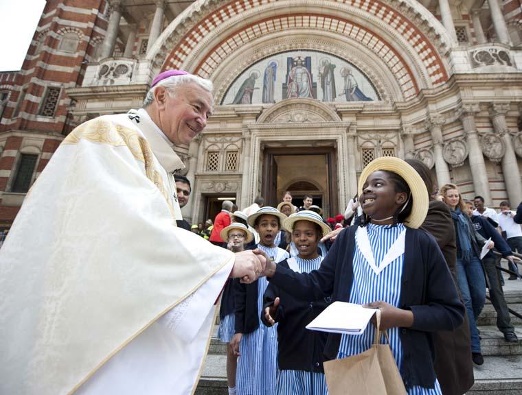 Bishops decry U.K. refusal to remove cap on Catholics in 'free schools'
