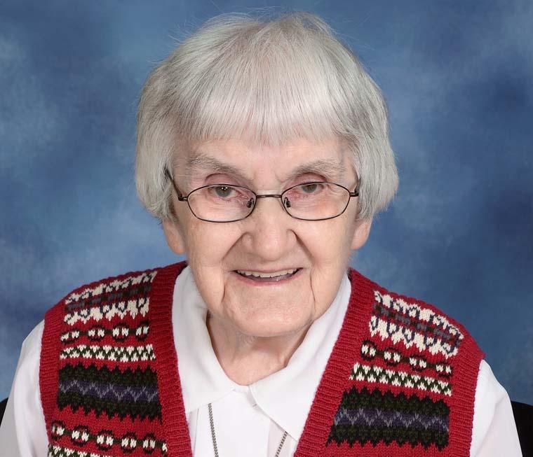 Obituary Sister Ann Therese Flynn, CSJ