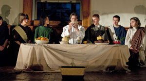 Good Friday Last Supper 300x167 - As ordination approaches, Matt Rawson reflects on his journey to the priesthood