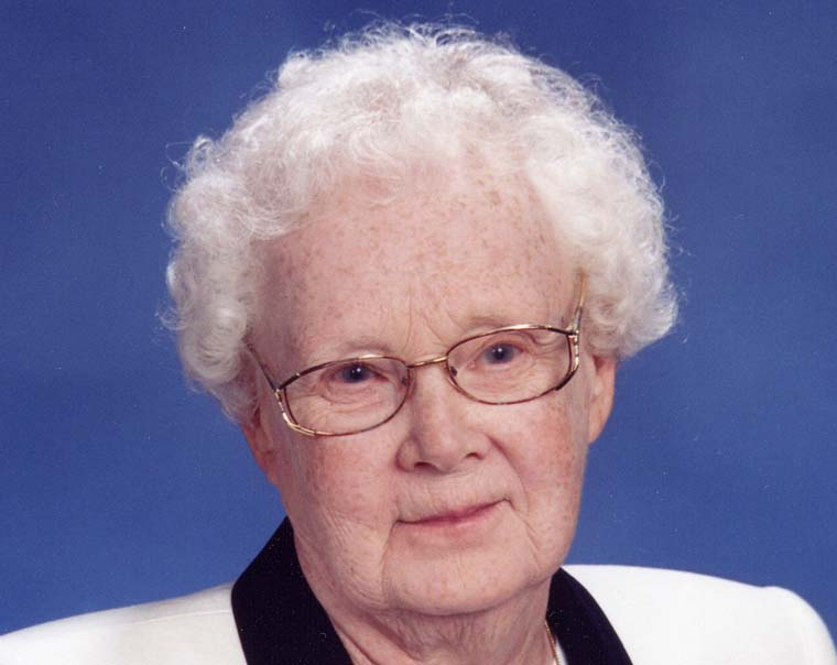 Obituary Sister M. Chrysta Lerhinan, IHM