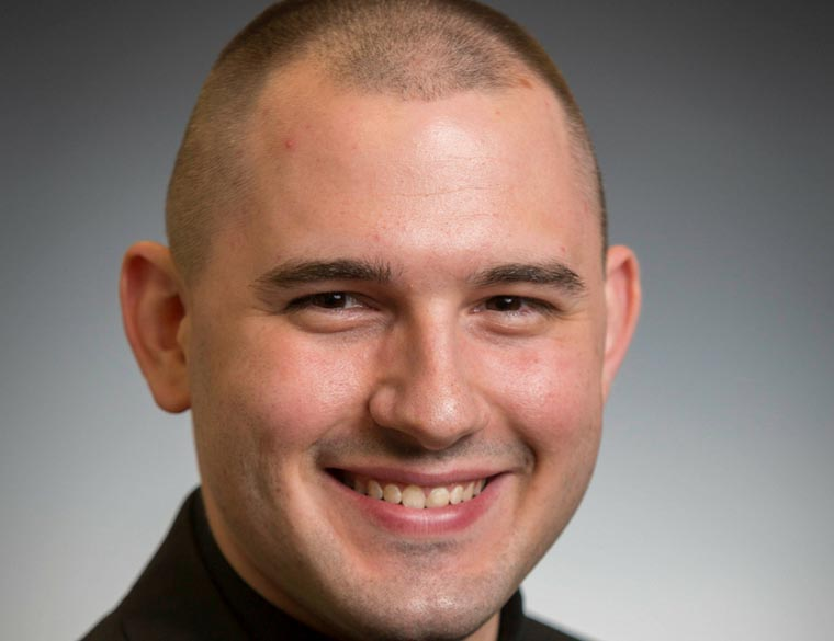 Diocese of Syracuse to ordain its newest priest, Rev. Matthew Rawson, on June 2