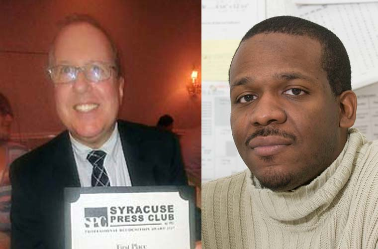 Catholic Sun wins two prizes at Syracuse Press Club dinner
