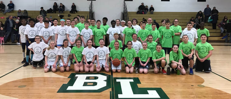 22nd Annual Goodwill Basketball Games
