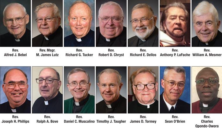 'It is better to serve': Celebrating priest jubilees