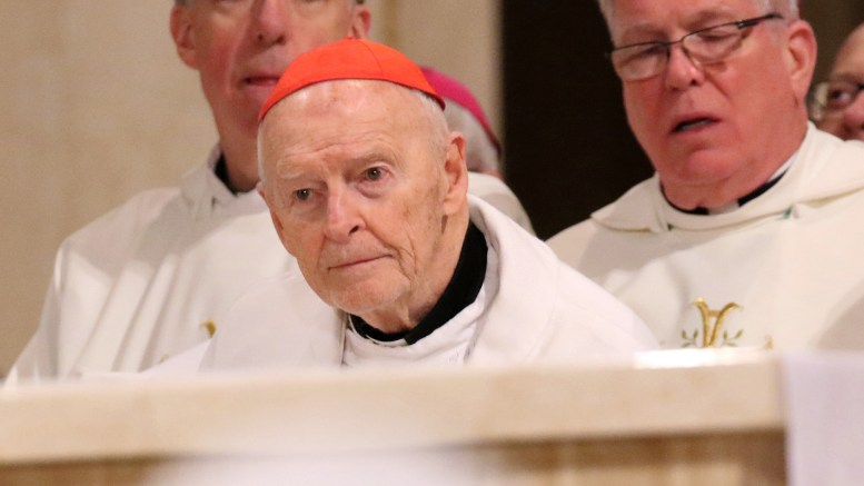 In the U.S., a sobering mood after news of McCarrick's laicization