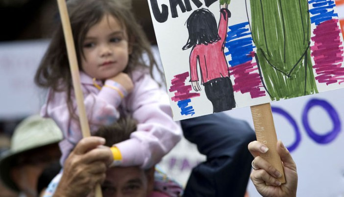 Hundreds of calls come in at USCCB HQ seeking to foster detained kids