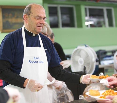 44A4899 - A shepherd reflects: Bishop Robert J. Cunningham marks 75 years