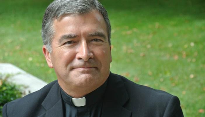 Milestone for Father Corcoran