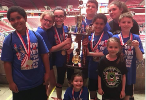 All Saints School wins second at Odyssey of the Mind World Finals