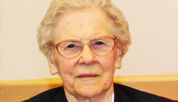 Obituary  Sister Margaret Paul Scrodin, CSJ