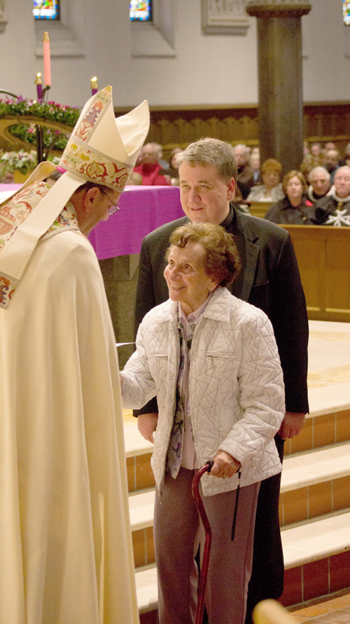 cover award new - A shepherd reflects: Bishop Robert J. Cunningham marks 75 years