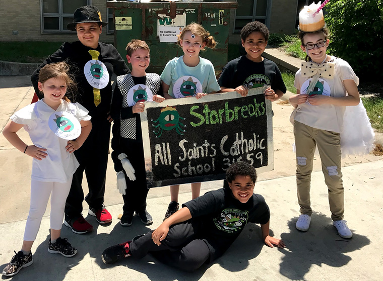 All Saints School takes second place  at Odyssey of the Mind World Finals