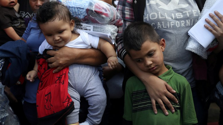 Catholic organizations playing role in reunification of children