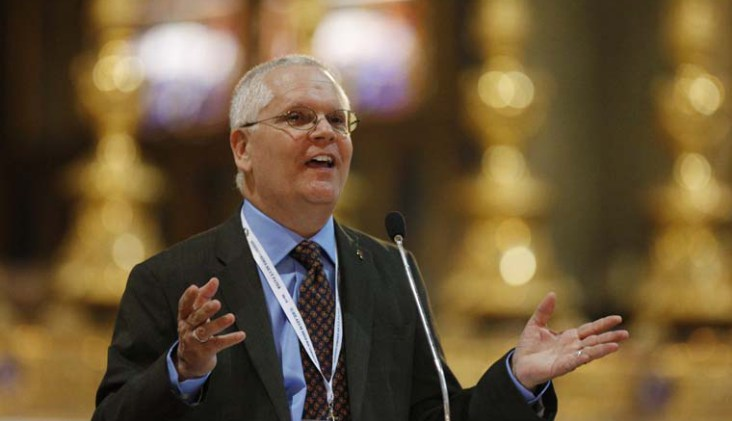 Events of 9/11 put successful broadcast journalist on path to diaconate