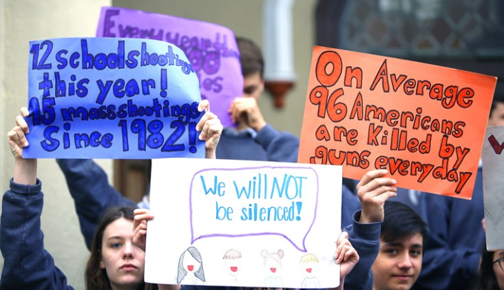 Social justice is built into the Catholic school curriculum