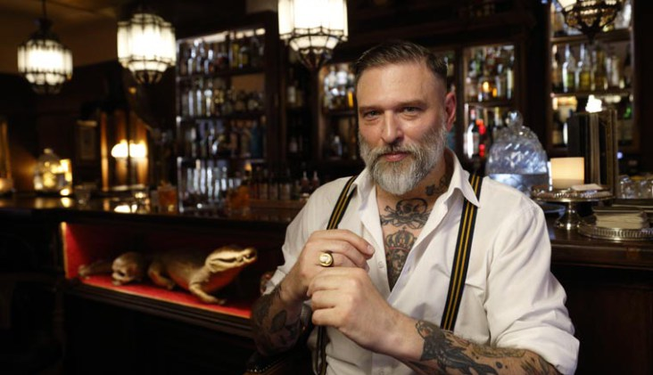Tradition with a twist: Rome club has ancient roots, modern flair