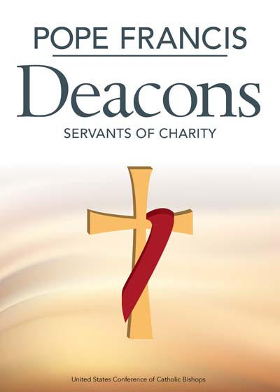 20180724T1424 18848 CNS USCCB BOOK DEACONS 1 - New book from USCCB on Pope Francis' vision for permanent diaconate