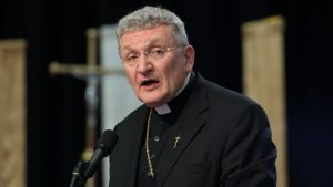 20140423cm00238 1 300x169 - Pittsburgh Bishop Zubik of speaks on opening day of NCEA's annual convention