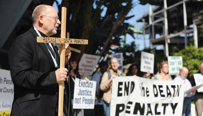 Catholic death penalty opponents praise pope's catechism revision